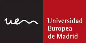 Logo UEM (Universidade Europea de Madrid)